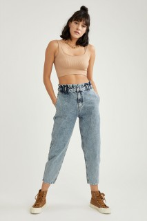 Woman Trousers LT.BLUE- 22