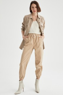 Woman Trousers STONE- 42