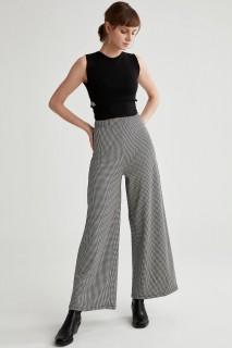 Woman Trousers WHITE- 44