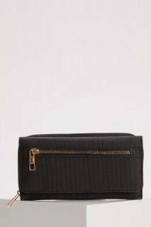 Woman Wallet- BLACK STD
