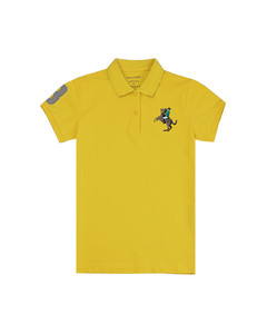 Women's 3D Lion Polo M