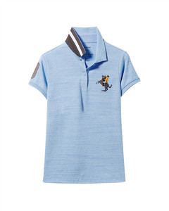 Women's 3D Lion Polo S