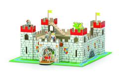 Wooden Castle Play Set