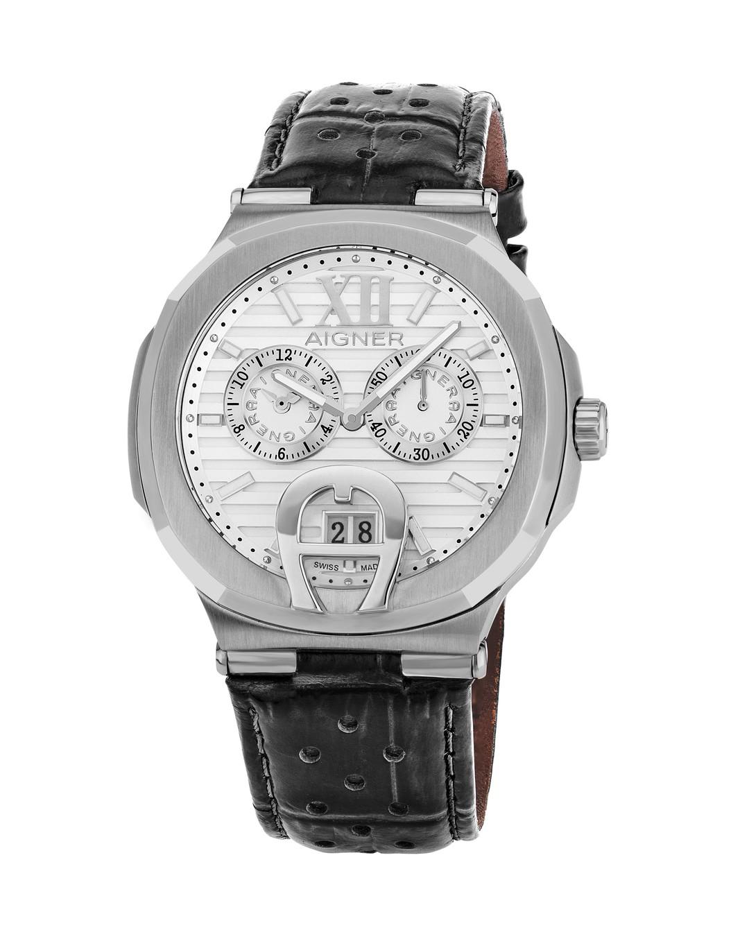 vendedor Becks Escoba  Aigner Taviano Men's Watch White A113113