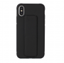 IPhone xs velvet cover high quality black color