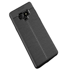 Samsung Galaxy Note 9 black cover
