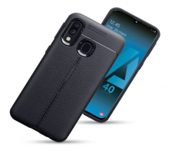 Samsung Galaxy M10 black cover