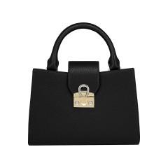 Mina Hand Bag - Black
