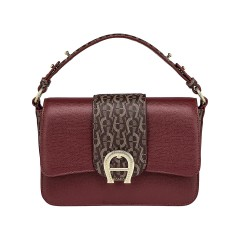 Verona Hand Bag - Burgundy
