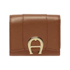 Cognac Leather Verona Ladies Purse 100 x 80 x 30