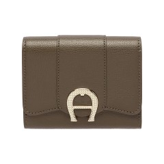 Country Green Leather Verona  Ladies Wallet 120 x 100 x 25