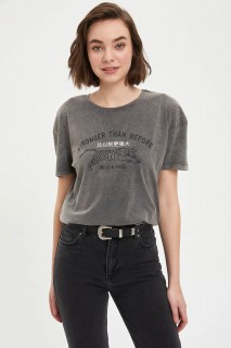 Woman Short Sleeve T-Shirt -XXsmall