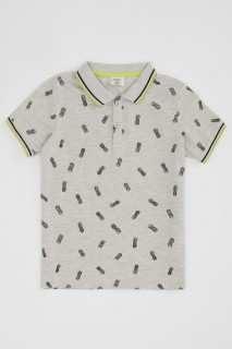 Boy Polo T-Shirt -3-4yrs