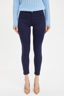 Defacto Women Woven Navy NV31 Trouser -36