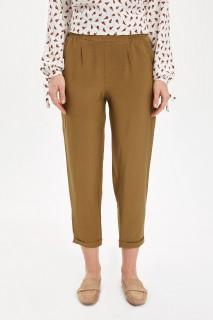 Defacto Women Woven Green GN7 Trouser -36