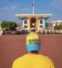 Trucker cap Muscat's Attractions