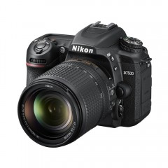 Nikon Digital SLR camera D7500 + 18-140 VR lens