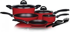 Roso 9 piece cookware set