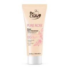 Dr C Tuna Rose Water Cleansing Gel 100 Ml