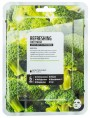 Superfood Salad Facial Sheet Mask Broccoli
