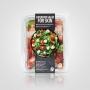 Superfood Salad Facial Sheet Mask Set Tomato