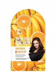 Fresh Food For Hair Mask Damage Care