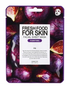 Fresh Food For Skin Facial Sheet Mask Fig