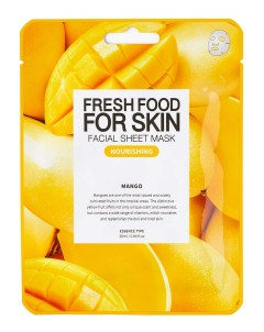 Fresh Food For Skin Facial Sheet Mask Mango