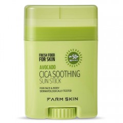 Fresh Food For Skin Avocado Cica Soothing Sun Stick