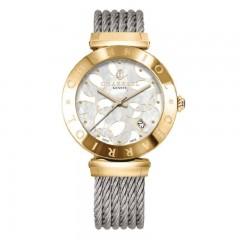 Charriol Lady Stainless Steel Bracelet Alexandre C Lady Watch AMY.51.011