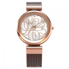 Charriol Womens Forever Mixed Numerals Watch FE32.602.002