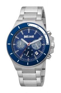 Just Cavalli Gent Silver JC1G139M0065