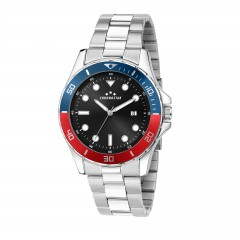 Chronostar Watch Only Time Mens Captain