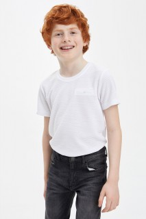 Boy Short Sleeve T-Shirt -3-4yrs