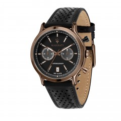Masareti Analog Black Dial Mens Watch R8871638001