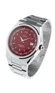 Golden Era Watch Silver