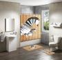 Shower Curtain&Bath Mat Sets-247