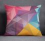 Multicoloured Cushion Covers 45x45cm- 975