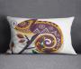 Multicoloured Cushion Covers 35x50 cm- 1343
