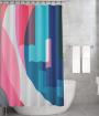 Bonamaison Shower Curtain, Size: 155x220 cm-152