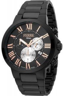 Ferrè Milano watch - GNT CHR PSS  BLK FM1G177M0071