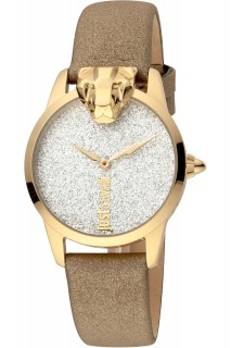 Just Cavalli Ladies Watch Animalier JC1L057L0225 - Gold