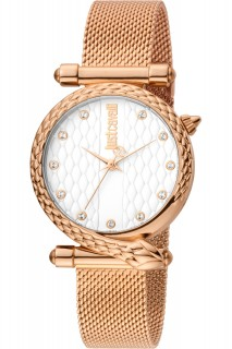 Just Cavalli Ladies Watch Glam Chic JC1L075M0075 - Rose Gold