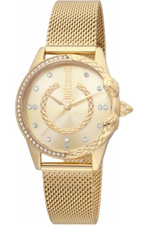 Just Cavalli Ladies Watch Animalier JC1L095M0065 - Gold