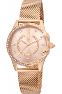 Just Cavalli Ladies Watch Animalier JC1L095M0075 - Rose Gold