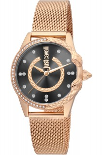 Just Cavalli Ladies Watch Animalier JC1L095M0085 - Rose Gold