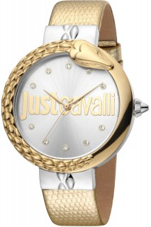 Just Cavalli Ladies Watch XL JC1L096L0055 -Gold
