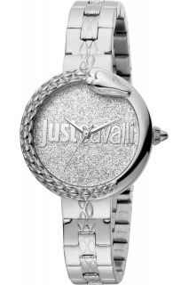 Just Cavalli Ladies Watch Animalier JC1L097M0115 - Silver