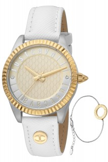 Just Cavalli Ladies Watch SETS JC1L133L0035 -White