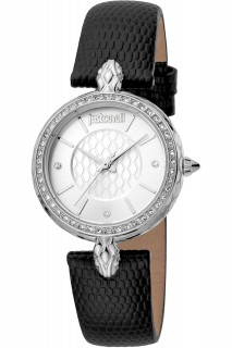 Just Cavalli Ladies Watch Glam Chic JC1L147L0015 - Black